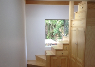 Canon Hill Renovation Cabinetry
