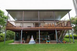 Fairfield Deck Renovation Rear