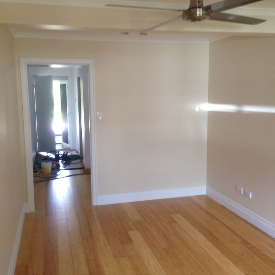 Canon Hill Rooms Renovation
